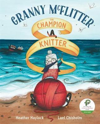 Granny McFlitter, theChampionKnitter