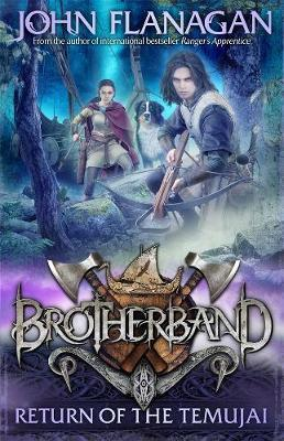 Brotherband 8: Return oftheTemujai