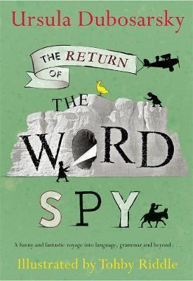 The Return of the WordSpy(B&W)