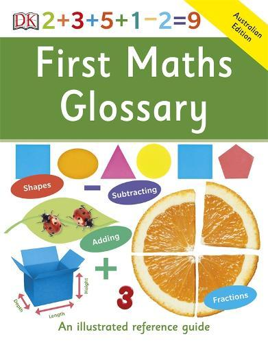 First Maths Glossary:FirstReference