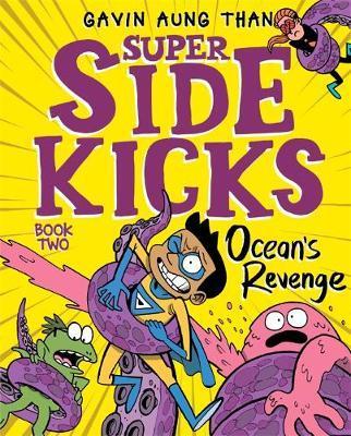 Ocean's Revenge (Super Sidekicks,Book2)