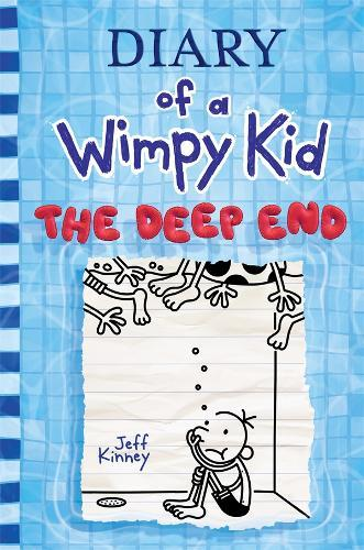 The Deep End: Diary of a WimpyKid(15)