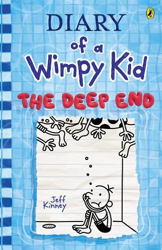 The Deep End (Diary of a Wimpy Kid,Book15)