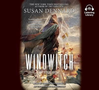 Windwitch: AWitchlandsNovel