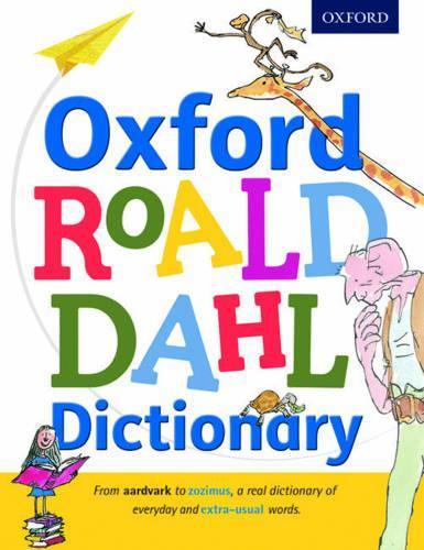 Oxford Roald Dahl Dictionary