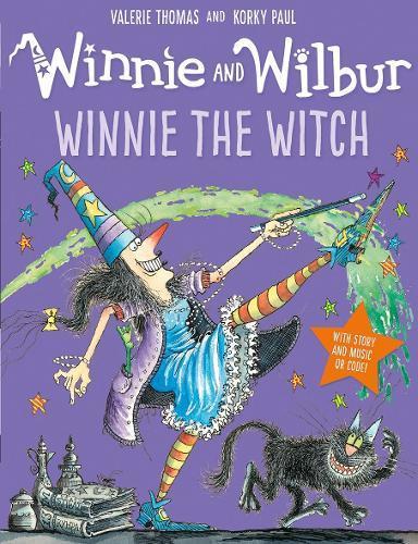 Winnie and Wilbur: WinnietheWitch