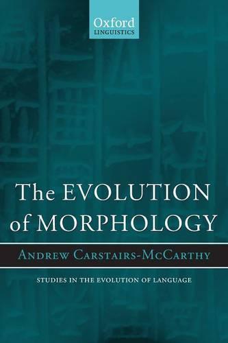The EvolutionofMorphology
