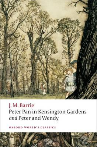 Peter Pan in Kensington Gardens / PeterandWendy