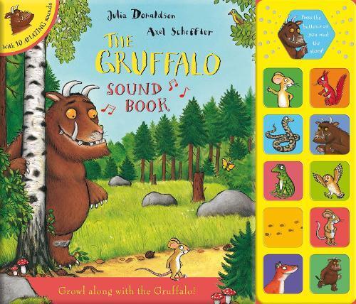 The GruffaloSoundBook