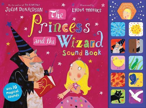 The Princess and the WizardSoundBook