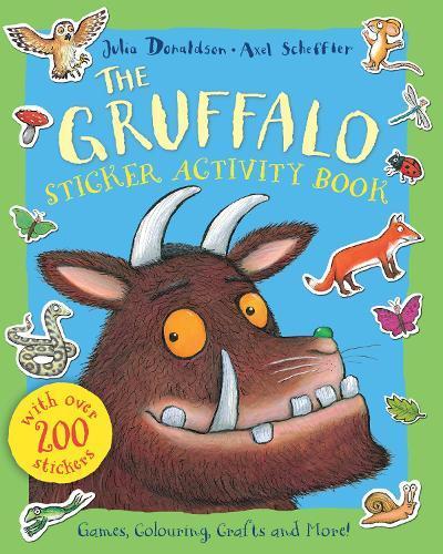 The Gruffalo StickerActivityBook