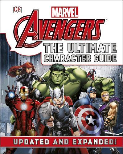 Marvel The Avengers The UltimateCharacterGuide