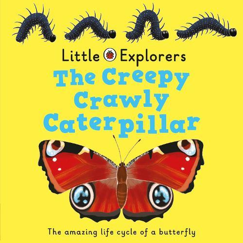The Creepy, Crawly Caterpillar: Ladybird Little Explorers
