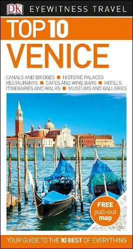 DK Eyewitness Top 10 Travel Guide:Venice