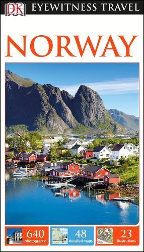 DK Eyewitness TravelGuide:Norway