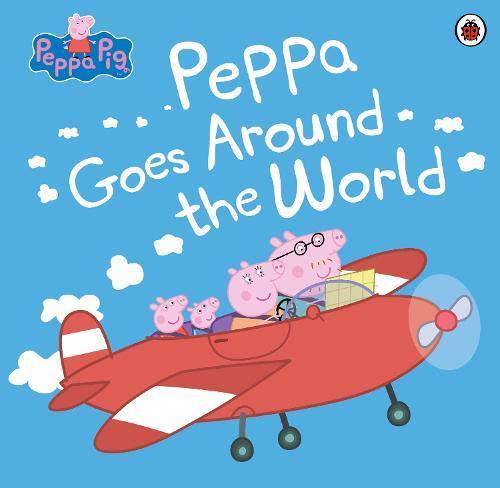 Peppa Pig: Peppa Goes AroundtheWorld