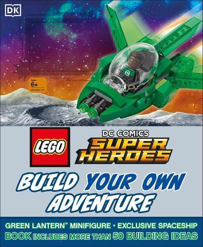 LEGO DC Comics Super Heroes Build YourOwnAdventure