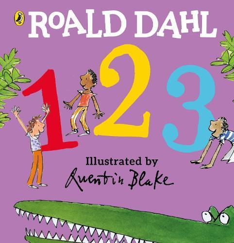Roald Dahl's 123: (CountingBoardBook)
