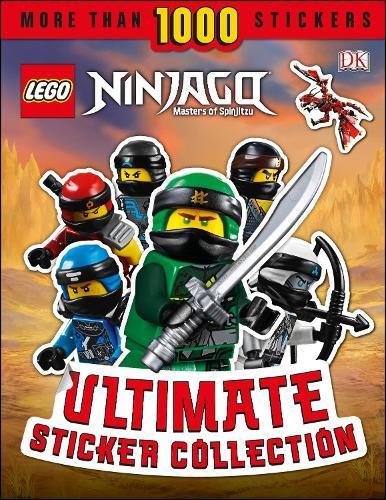 LEGO NINJAGO UltimateStickerCollection