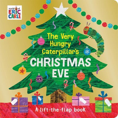 The Very Hungry Caterpillar'sChristmasEve