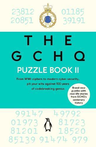 The GCHQ PuzzleBookII