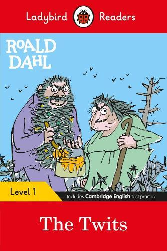 Ladybird Readers Level 1 - Roald Dahl: The Twits (ELT Graded Reader)