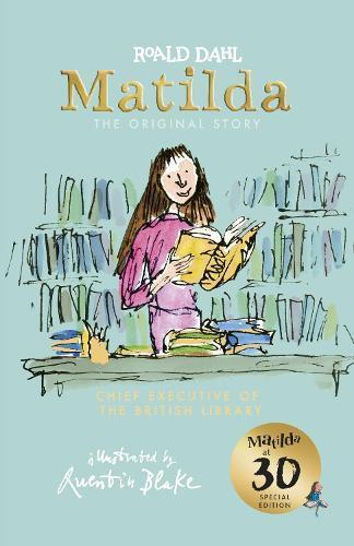 Matilda at 30: Chief Executive of theBritishLibrary