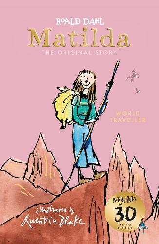 Matilda at 30:WorldTraveller
