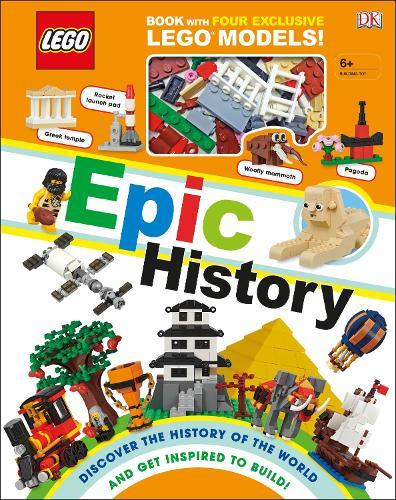LEGO Epic History: Includes Four Exclusive LEGOMiniModels