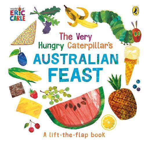 The Very Hungry Caterpillar's Australian Feast