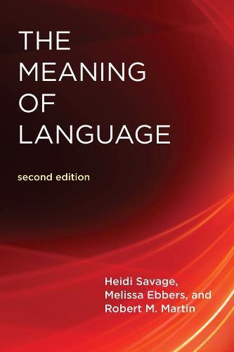 The MeaningOfLanguage
