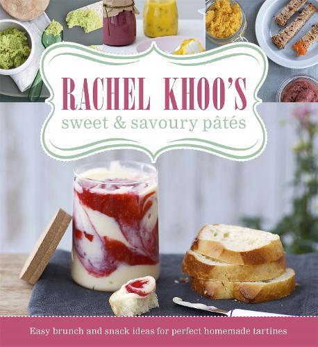 Rachel Khoo's Sweet andSavouryPates