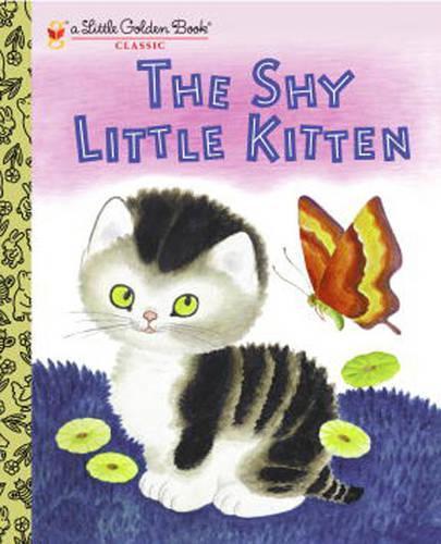 The Shy Little Kitten (LittleGoldenBook)