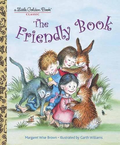 The Friendly Book (LittleGoldenBook)