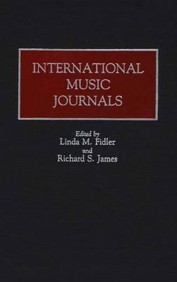 InternationalMusicJournals