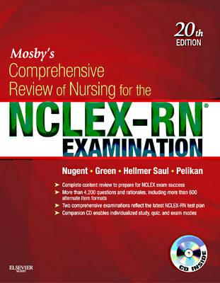 Mosby's Comprehensive Review of Nursing for the NCLEX-RN(R)Examination