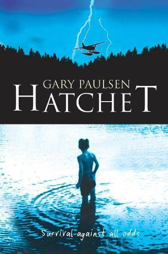 Hatchet: newcoveredition