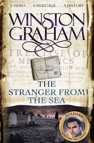 The Stranger From The Sea: PoldarkBook8