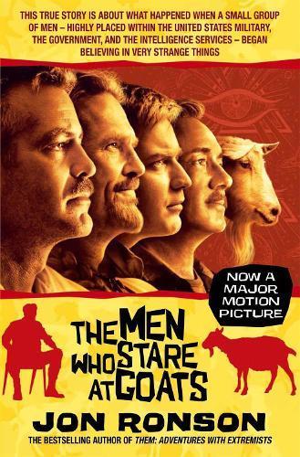 The Men Who StareAtGoats