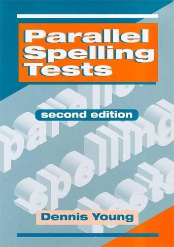 Parallel Spelling Tests,2ndedn