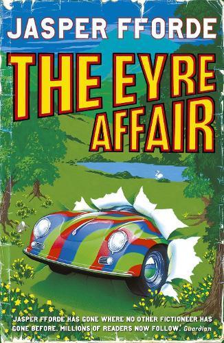 The Eyre Affair: Thursday NextBook1