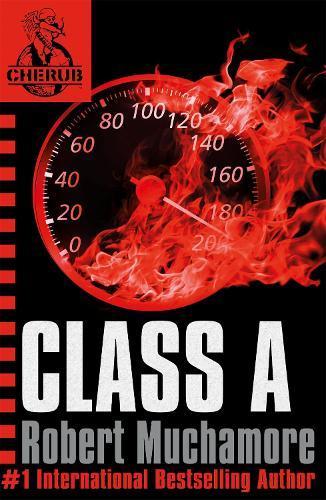 CHERUB: Class A:Book2