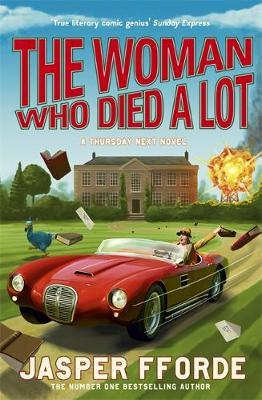 The Woman Who Died a Lot: Thursday NextBook7