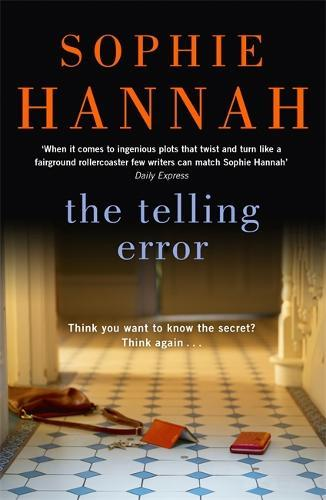The Telling Error: Culver Valley CrimeBook9