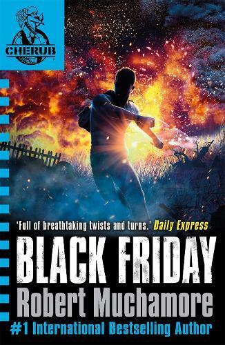 CHERUB: Black Friday:Book15