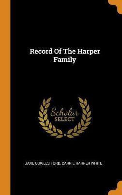 Record of theHarperFamily