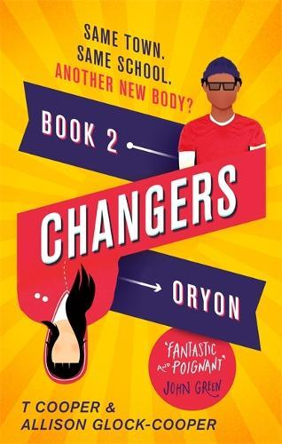Changers, Book Two: Oryon