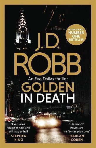 Golden In Death (Eve Dallas,book50)