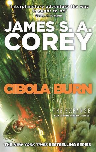 Cibola Burn (The ExpanseBook4)