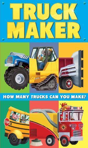 Truck Maker: A Mix-and-Match Book